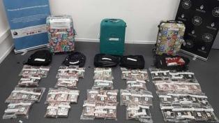Negaron la prisión domiciliaria a una mujer detenida por intentar contrabandear cocaína