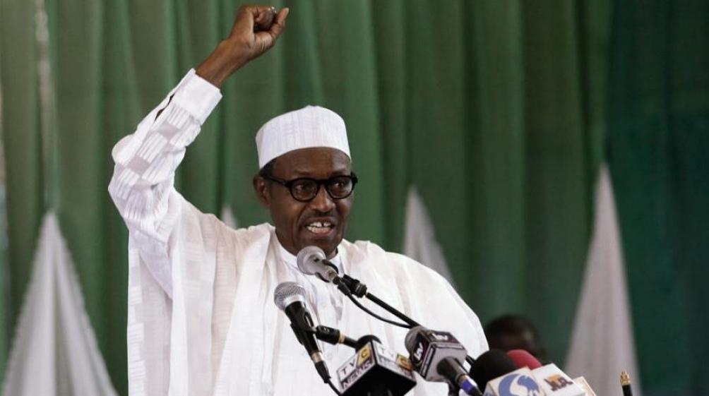 Buhari fue reelegido en Nigeria