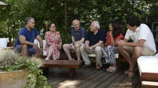 Lavagna encabezó una reunión de dirigentes de Consenso Federal