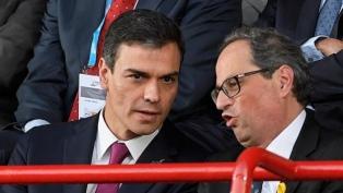 Acuerdo para poner en marcha la mesa de diálogo sobre Cataluña