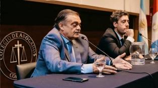 """El presidente del Consejo de la Magistratura dijo que Mahiques era un """"buen operador"""""""