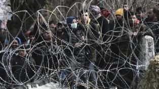 Grecia vuelve a reprimir a migrantes para impedir que crucen desde Turquía