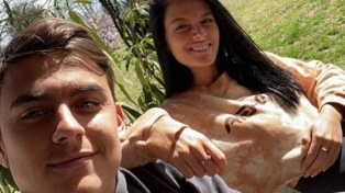 Paulo Dybala y Oriana Sabatini dieron positivo de coronavirus