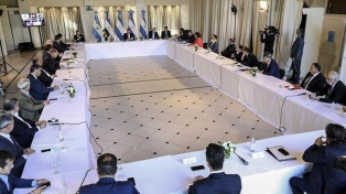 Gobernadores reiteraron su apoyo a la reestructuración de la deuda
