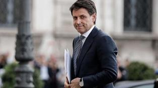 Conte firma la paz con Renzi y destaca su apoyo al gobierno