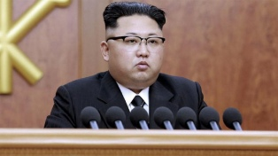 """Kin Jong-un felicitó a Xi Jinping por sus """"éxitos"""" a la hora de contener el coronavirus"""