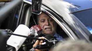 """El ministro de Salud se retiró de la clínica tras el diagnóstico de un """"hematoma subdural"""""""