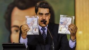 Dan poderes especiales a Maduro para contrarrestar sanciones de Estados Unidos
