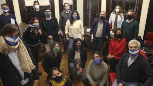 """Para el Frente de Todos, Larreta """"olvida que el Estado de derecho se basa en igualdad ante la ley"""""""