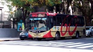 Casi un millón de personas usó el transporte público en el AMBA