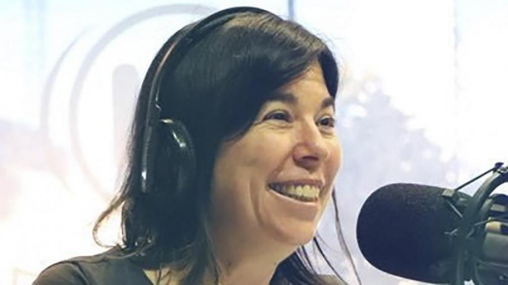 La periodista, escritora y politóloga Maria O
