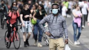 Reino Unido superó los 10.000 contagios diarios por primera vez desde febrero