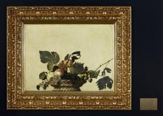 Canestra di Frutta, de Caravaggio