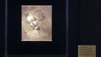 La Scapiliata, de Leonardo da Vinci