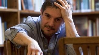 El autor Jorge Consiglio.