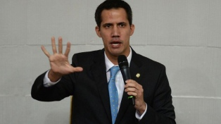 Guaidó alertó que atraviesan su peor etapa de coronavirus y crece la puja con el Gobierno