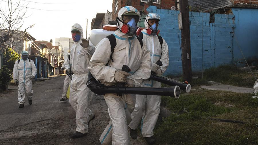 Registran 144 nuevos casos positivos de coronavirus en barrios vulnerables porteños