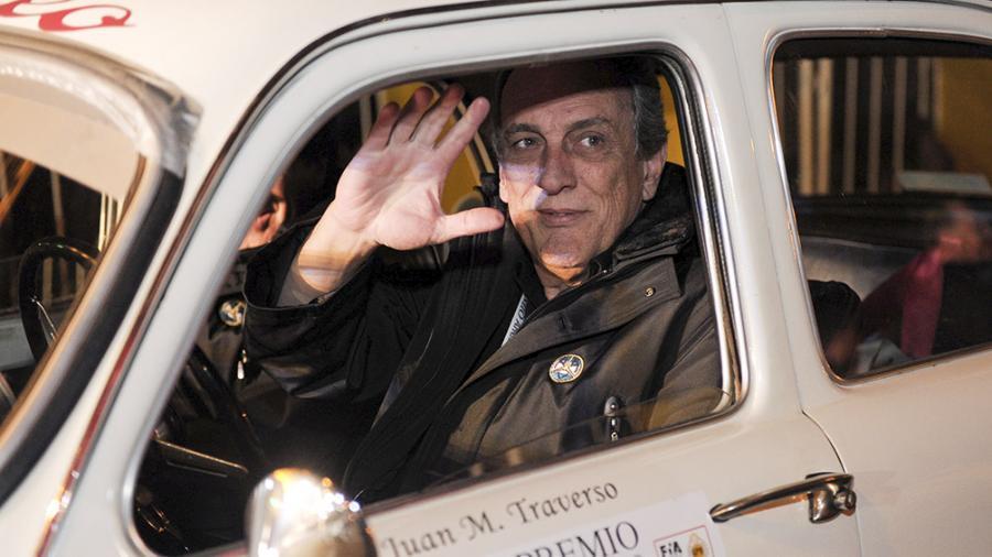 Cumple 70 años Juan María Traverso, una gloria del automovilismo