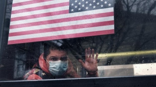 EEUU impuso el uso obligatorio de barbijos en el transporte público
