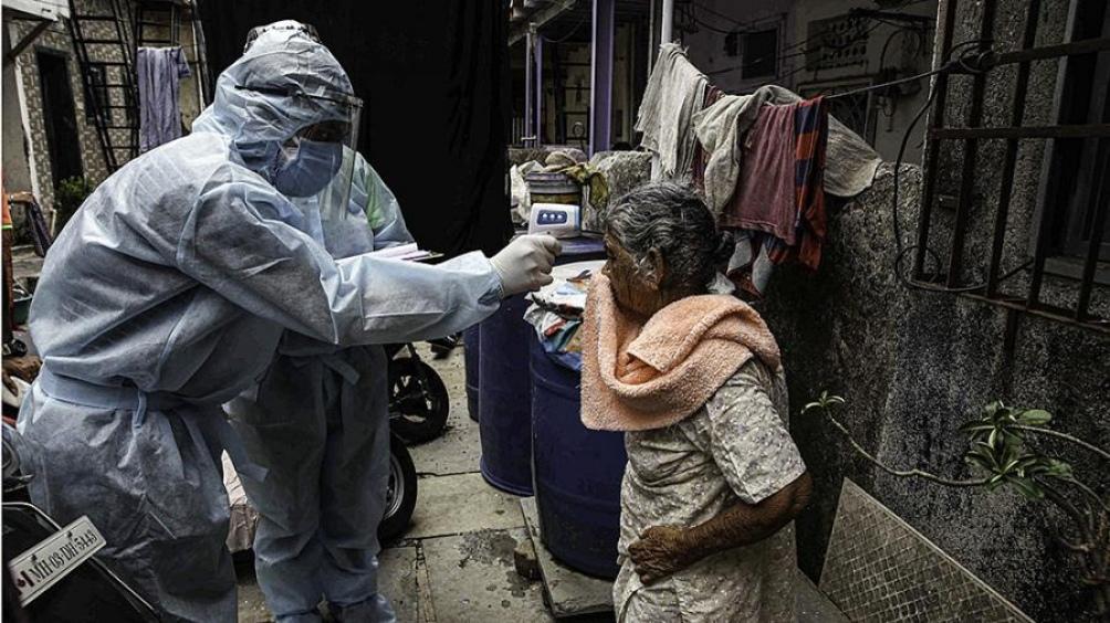 La India es el tercer país con más casos de coronavirus