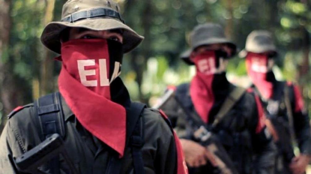 El Ejército de Liberación Nacional es una de las principales guerrillas activas de Colombia