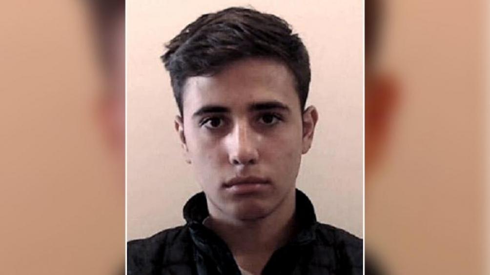 Facundo Zaeta, uno de los cuatro detenidos en la causa