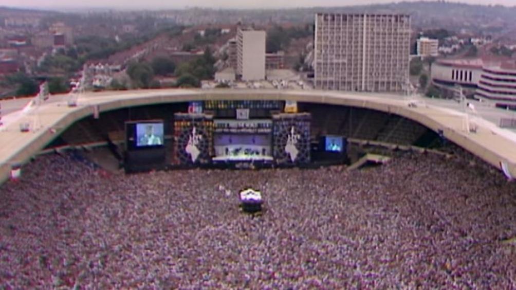 Wembley, Live Aid 1985