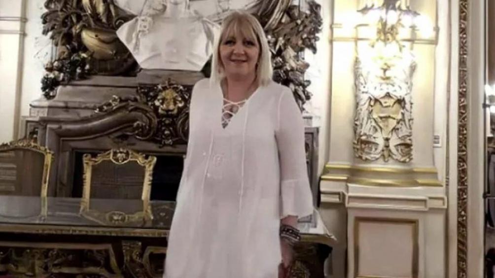 Susana Martinengo, otra exfuncionaria procesada.