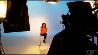 El detrás de escena de la grabación de la campaña de los medios públicos sobre la Covid-19