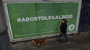 Cómo se vive en las redes el debate por la legalización del aborto
