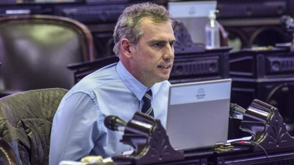 Alvaro De Lamadrid, diputados nacional de la UCR