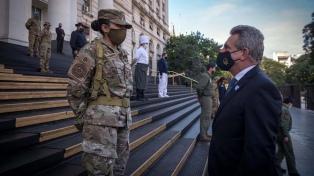Destacan la promulgación del Fondef, una herramienta para modernizar la defensa nacional