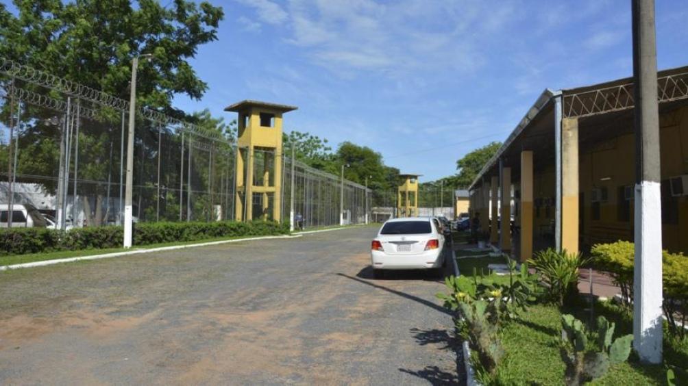 Unidad Penitenciaria Industrial Esperanza