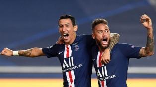 PSG alcanzó su primera final de Champions, con un Di María encumbrado