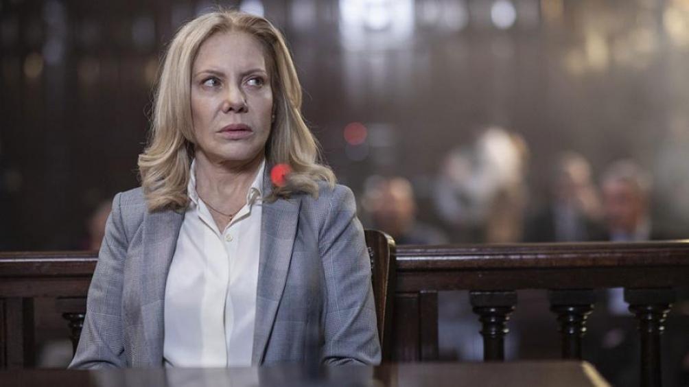 """Cecilia Roth en """"Crímenes de familia"""", una de las dos con mayores expectativas."""