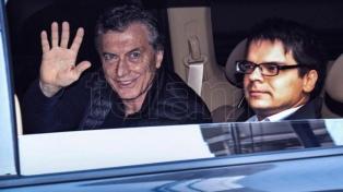 Reprogramaron la indagatoria de Macri para el 20 de octubre en la causa por espionaje