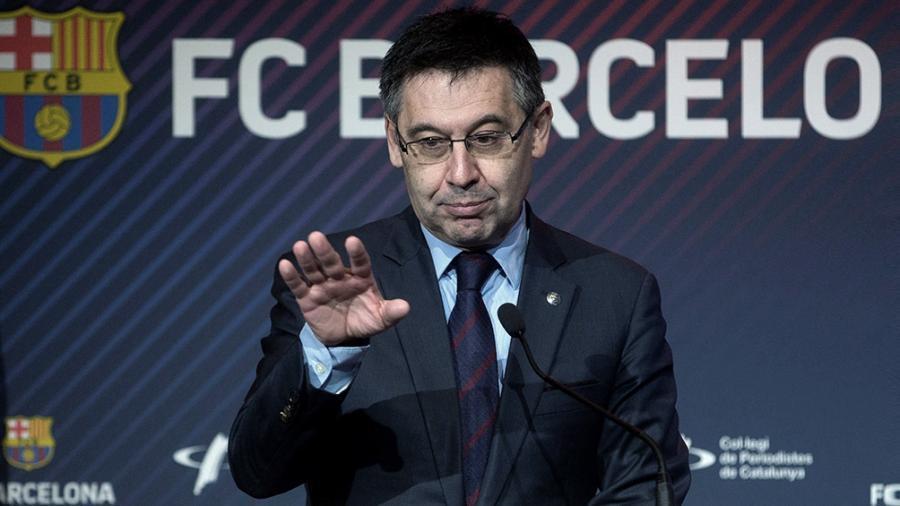 Activan una moción de censura contra Bartomeu para evitar la partida de Messi
