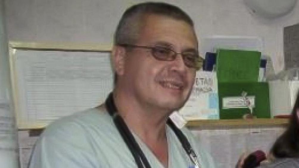 José Portillo trabajaba en el Hospital Granaderos a Caballo de San Lorenzo.