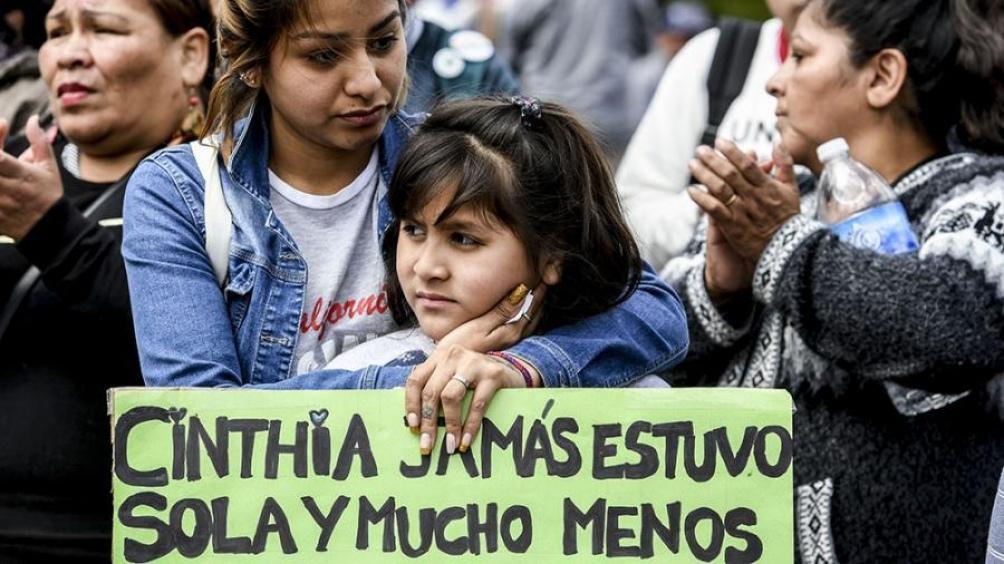 Se han realizado varias  marchas pidiendo justicia por la joven atropellada y su compañero.