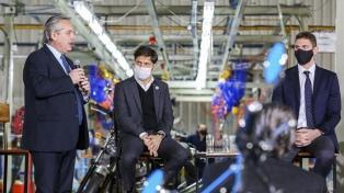 Argentina será el primer país que producirá una moto emblemática fuera de su casa matriz