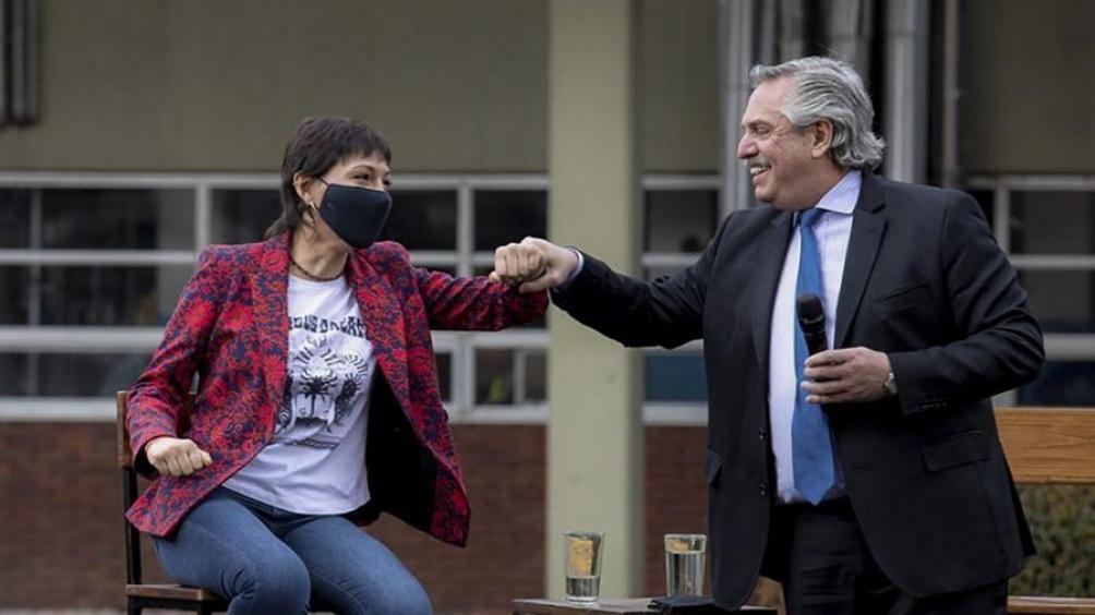 """El mandatario también recordó que Argentina transita la difícil situación generada por la pandemia """"cargando una mochila que pesa mucho"""""""