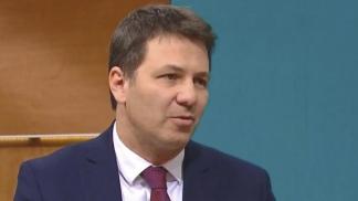 Secretario de Equidad del MInisterio de Salud de la Nación, Martín Sabignoso
