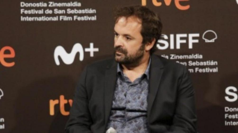Sánchez Arrieta en la conferencia de prensa de hoy
