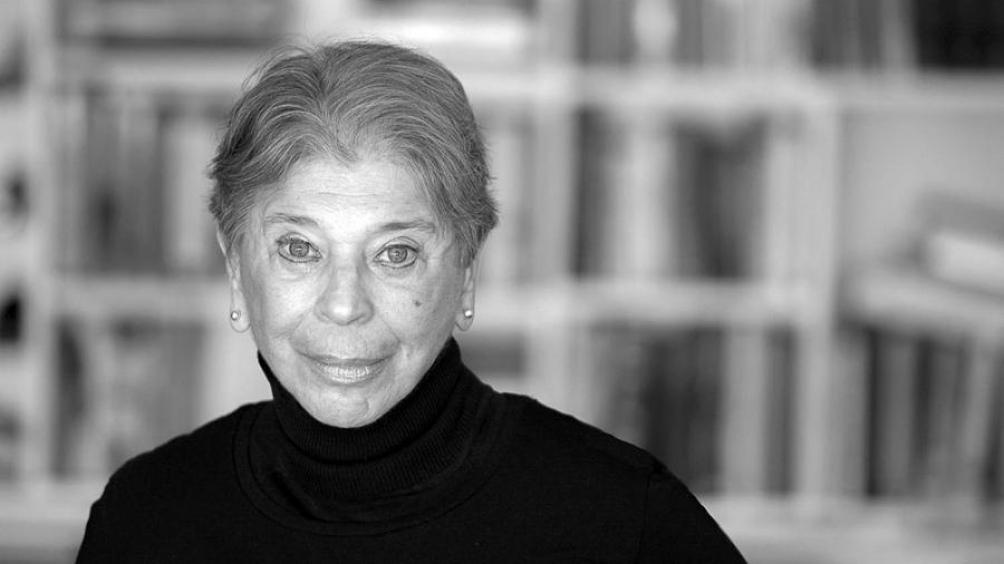 La escritora, nacida en el Bronx, tiene ahora 85 años