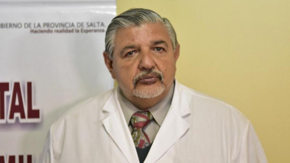 """El ministro de Salud Pública, Juan José Esteban, destacó """"la tarea que viene llevando adelante el área de Inmunizaciones en toda la provincia"""""""