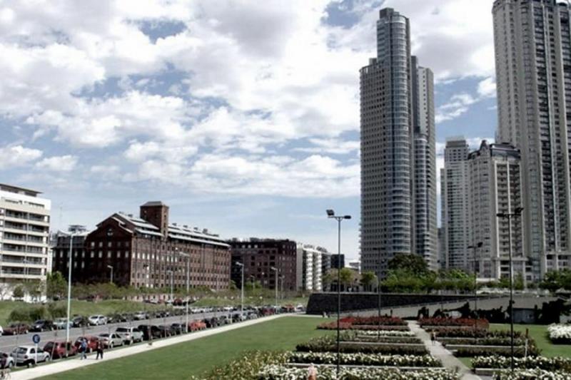 Martes algo nublado y con 18 grados de máxima en la Ciudad de Buenos Aires y alrededores