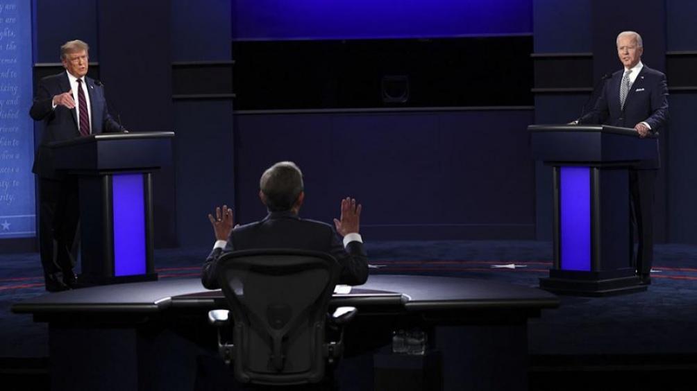 El segundo debate debía realizarse de manera virtual el próximo jueves