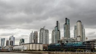 Martes inestable y con una máxima de 26 grados en la Ciudad de Buenos Aires y alrededores