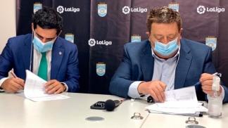 El contrato entre la CABB y La Liga será por dos años