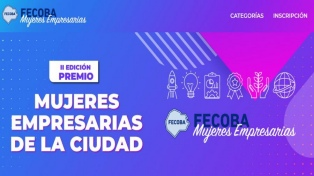 """Lanzan la segunda edición del """"Premio Mujeres Empresarias de la Ciudad 2020"""""""